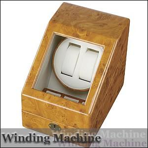 LUHW ローテンシュラガー LU-20001RW 木製2連ワインディングマシーン