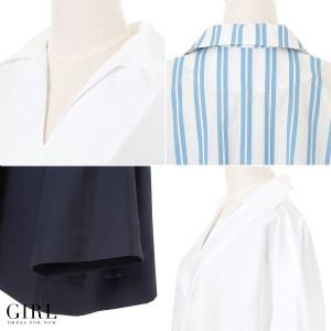 トップス ブラウス プルオーバー デザインカットソー Tシャツ レディース シャツ 長袖 袖付き 厚手 カジュアル 通勤 オフィス ビジネス