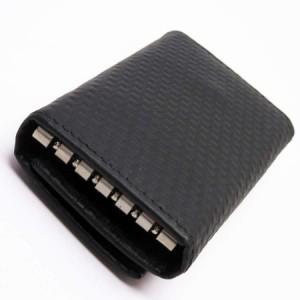 【定番人気】【中古】ダンヒル 6連キーケース   メンズ ブラック h17973