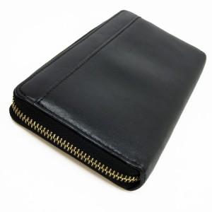 【中古】ケイトスペード ラウンドファスナー長財布◆レディース◆定番人気 ブラック t10383