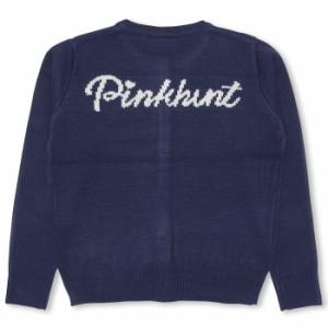 【さらに20%OFF】アウトレットSALE50%OFF PINKHUNT ニットカーディガン-キッズ ジュニア ベビードール 子供服-9812K