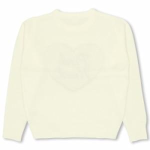 アウトレットSALE50%OFF PINKHUNT ビッグハートニット-キッズ ジュニア ベビードール 子供服-9815K