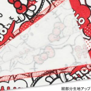 NEW サンリオ_総柄ロンT/クロミ/キティ/マイメロ-ベビーサイズ キッズ ベビードール 子供服/HELLOKITTY-9922K