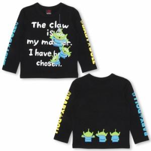 FW_SALE50%OFF ディズニー メッセージロンT-ベビーサイズ キッズ ベビードール 子供服/DISNEY-9926K