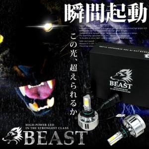 M300/310系 ブーンX4 ビースト LEDフォグランプ HB4
