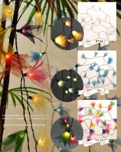 リーフスターレイ キラキラガーランドライト[アジアンファッション エスニック]rgt01363