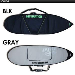 DESTINATION,ディスティネーション,サーフィン,サーフボードケース●DS V-CUT DAY TRAVEL RETRO FAT 6'7''