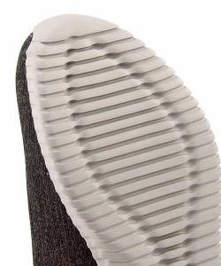 スケッチャーズ スニーカー メンズ エリート フレックス ハートネル 軽量 ELITE FLEX- HARTNELL SKECHERS 52642 ブラック/グレー