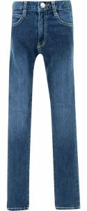 ◆女の子 スーパーストレッチ デニムパンツ  ロングパンツ ストレッチ 女の子 ジュニア ジーパン ジーンズ 140cm/150cm/160cm