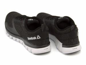 Reebok(リーボック) SUBLITE AUTHENTIC 4.0(サブライトオーセンティック4.0) BS7106 ブラック/ホワイト/シルバー