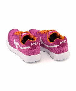 MADFOOT!(マッドフット) 【軽量】MAD FUN(マッドファン) 170012 ピンク【限定商品】 | キッズ スニーカー 女の子