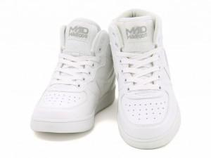 SALE☆MADFOOT!(マッドフット) MAD RUIAN MID(マッドルイアンMID) 160002 ホワイト/ホワイト【限定商品】
