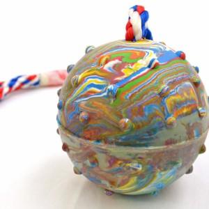 キンペックス ブンブンボール 【犬のおもちゃ/犬用おもちゃ/ロープ・ボール】【犬用品/ペット・ペットグッズ/ペット用品/オモチャ】
