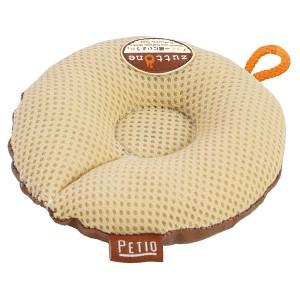 ペティオ 老犬介護用 床ずれ予防クッション ドーナツ型 小 2個入