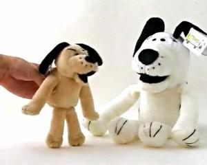 キンペックス だるえもん 【犬のおもちゃ/犬用おもちゃ/ぬいぐるみ】【犬用品/ペット・ペットグッズ/ペット用品/オモチャ】