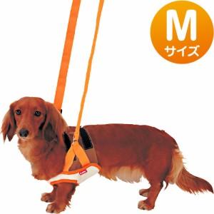 ペティオ 老犬介護用 歩行補助ハーネス 前足用 M(小型犬用) 【犬用品】【犬用ハーネス】【胴輪】