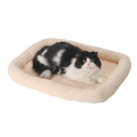 マイベッド(犬用ベッド・犬のベッド) M アイボリー 中小型犬用 【ベッド・マット/カドラー/ペットベッド】