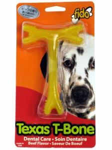 fido テキサス Tボーン S ビーフの香り 【犬のおもちゃ/犬用おもちゃ】【犬用品/ペット・ペットグッズ/ペット用品/オモチャ】