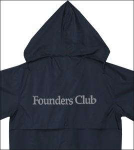 ファウンダース メンズ ゴルフウェア 2Way レインウェア 上下セット FC-6520A