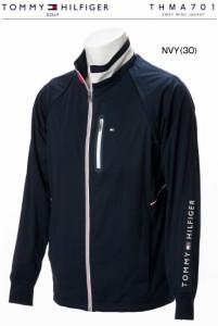 トミー ヒルフィガー ゴルフ メンズウェア 2WAY ウィンドジャケット THMA701 2017年秋冬モデル