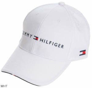 トミー ヒルフィガー ゴルフ TOMMY HILFIGER TH LOGO キャップ THMB7DAF