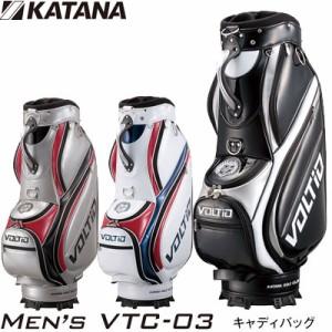 カタナゴルフ 2016年モデル VOLTIO キャディバッグ VTC-03 モデル