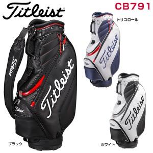 タイトリスト Titleist シンプルアスリート キャディバッグ CB791 ◆ ゴルフ用品 ラウンド用品 メンズ ゴルフ バッグ ゴルフバッグ Caddi