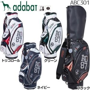 アダバット adabat PVCレザー キャディバッグ ABC301