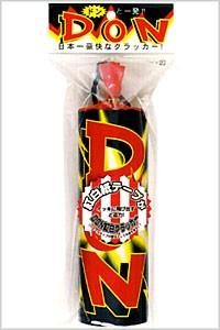 DON紅白クラッカー(1本入)【パーティークラッカー・イベント・祝勝会・お祝い・誕生日・宴会・結婚式・二次会・幹事】