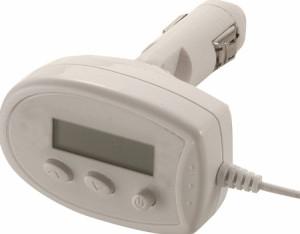 iPod専用FMトランスミッター&充電アダプタFTC-IPOD