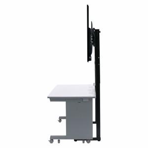 32型〜52型対応液晶・プラズマ壁寄せテレビスタンド[CR-PL14N]
