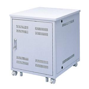 サーバーラック 幅600×高さ700×奥行700mm 製eデスクシリーズとの組み合わせに最適[ED-CP6070]【送料無料】