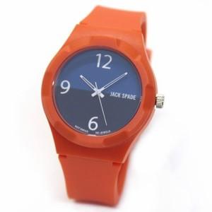 ジャックスペード Dipped Watch(ディップド・ウオッチ) ウレタンストラップ・ウオッチ WURU0005/800 ブランド クロス セット 送料無料
