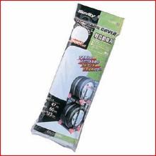 ≪タイヤラックKTL-450・KSL-450専用≫タイヤラックカバー CV-450 シルバー [収納・タイヤ・車] アイリスオーヤマ