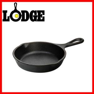 【数量限定セール】LODGE ロッジ・ロジック ミニ スキレット 5インチ 12cm フライパン キッチン L5MS3 プラザセレクト 送料無料