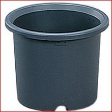 菊鉢 8号 グレー [ガーデニング用品・鉢植え・受け皿] アイリスオーヤマ