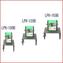 (6cm角用)ラティスポスト固定金具 ブロック用 LPK-120B(厚さ12cmのブロック対応)  アイリスオーヤマ [ガーデニング]