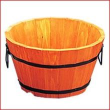ウッドメッシュプランター浅型 WMA-360 イエローパイン [ガーデニング用品・プランター・鉢植え・ベランダ] アイリスオーヤマ
