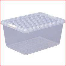 押入れ収納 衣装ケース [クリアボックス CB-38]衣類収納  アイリスオーヤマ 送料無料