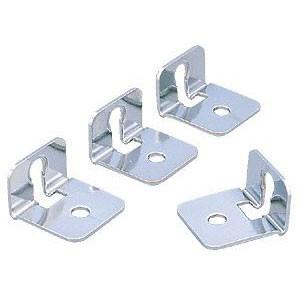 カラーボックス 棚受金具(4個入り) [CXP-4 縦置き 横置き兼用 パーツ] アイリスオーヤマ