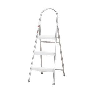 アルミステップ ALS-3 ホワイト(脚立・踏み台) アイリスオーヤマ 送料無料