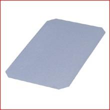 (幅52.5×32.5cm) メタルミニ硬質クリアシート MTO-535E [ポール径19mm・メタルラック・パーツ]