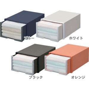 無臭見えるモスボックス(引出式)【ブルー】【奥行55cm】MCC アイリスオーヤマ