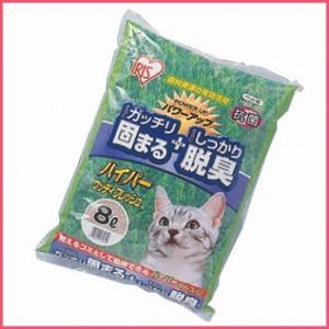 猫砂 お試し ハイパーウッディフレッシュ 8L HWF-80トイレ  アイリスオーヤマ