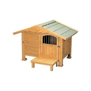 犬 小屋  ロッジ犬舎 RK-1100大型犬向き アイリスオーヤマ 送料無料