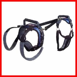 ドッグヘルパー フルボディ L(歩行サポート)[プラザセレクト] 送料無料