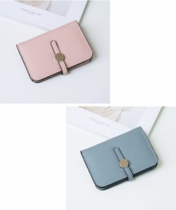 春新作 シンプルミニウォレット ma【即納】 小物 財布 レディース ミニウォレット シンプル 二つ折り財布