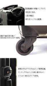 キャラート アートスーツケース ベーシック コミカルドット(ピンク×ブラウン) CRA01H-027B 【代引不可】【同梱不可】