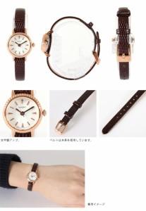 【腕時計 レディース】ORIENT オリエント 丸型 クラシック 本革 レザー ベルト アナログ 腕時計 ウォッチ 女性 レディース≪送料無料・代