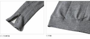 【ジャケット】裏毛 スウェット ダブル ライダース ジャケット メンズ ファッション 通販